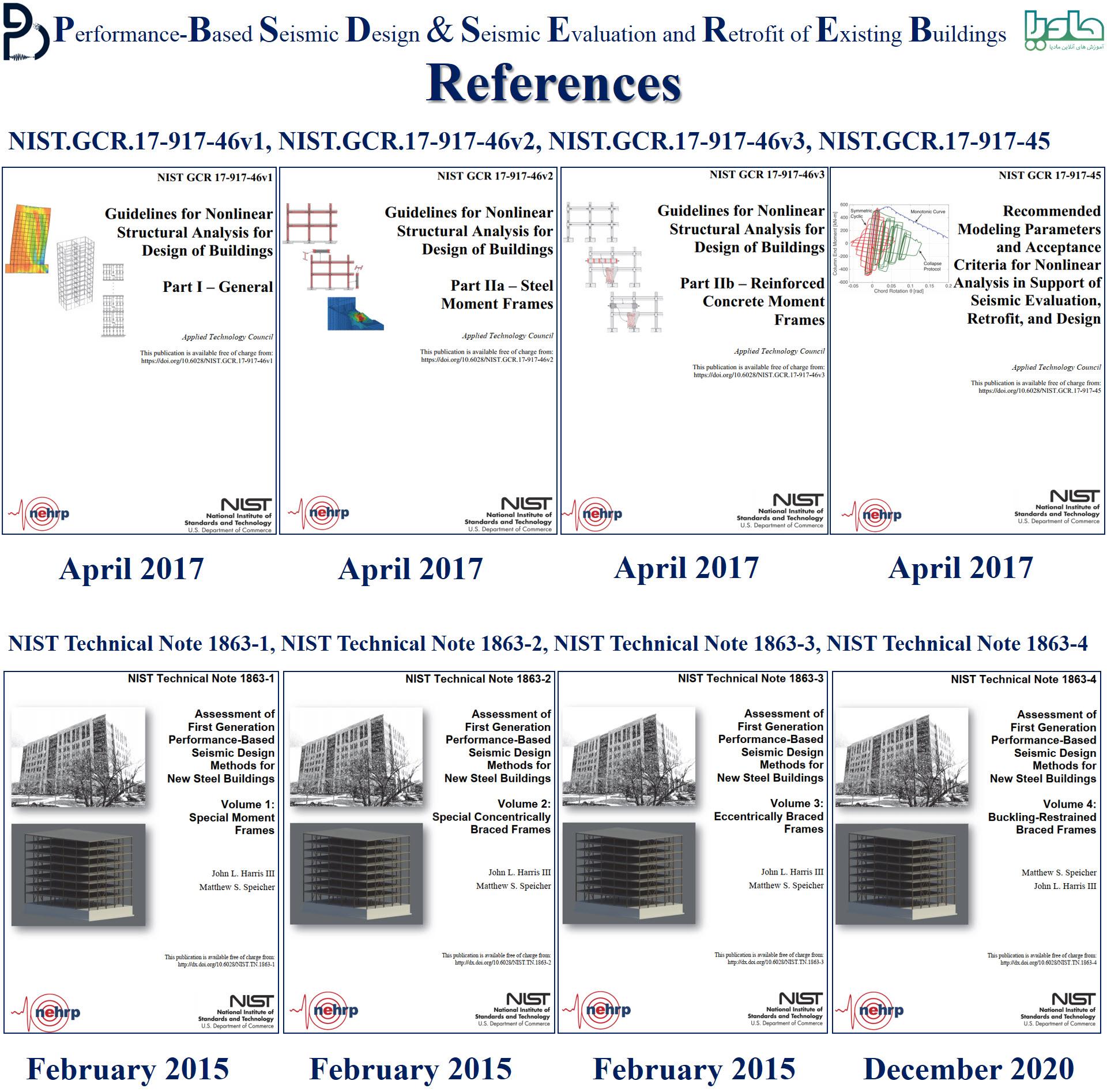 آخرین تحقیقات NIST در زمینه طراحی عملکردی و بهسازی لرزه ای